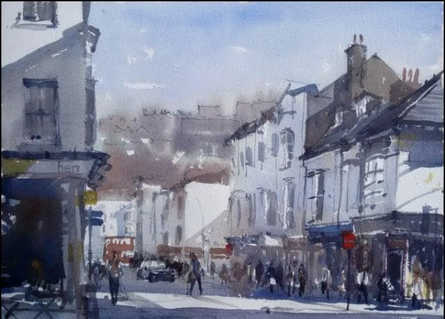Brighton - stage 2