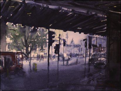 Borough High Street - Jonathan Bray