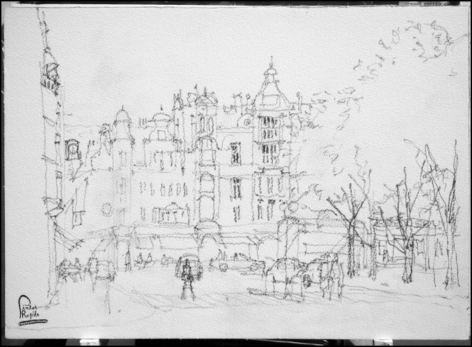 Sloane sketch